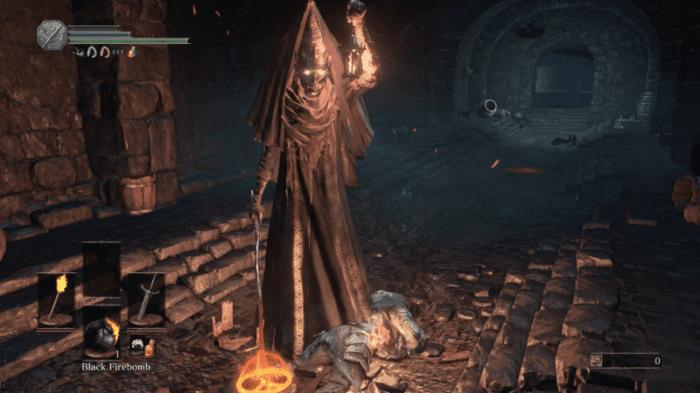 Dark Souls 3 Jailer