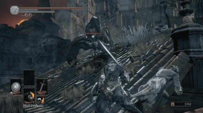 Dark Souls 3 Pus of Man