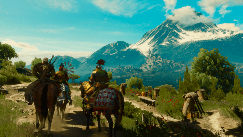 blood and wine the witcher 3