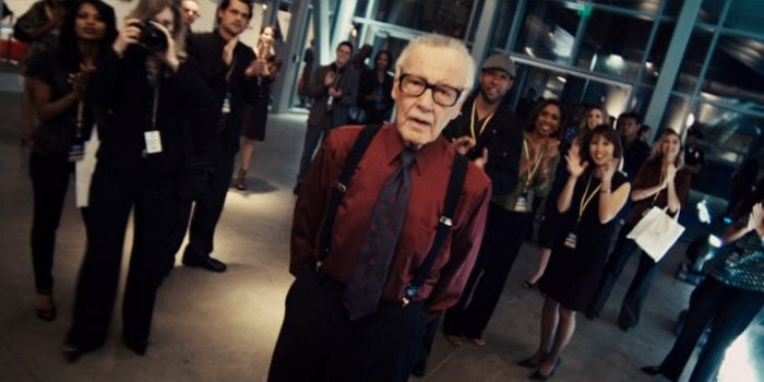 Stan Lee, Iron Man 2