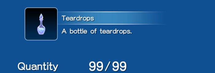 Teardrops Feature