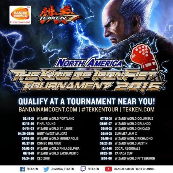 Tekken 7 KOIF Tournament