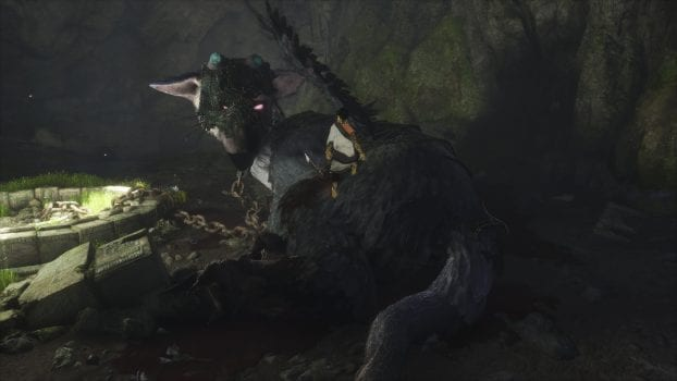 September 2010 - The Last Guardian Shows Up at TGS, Release Date Announced