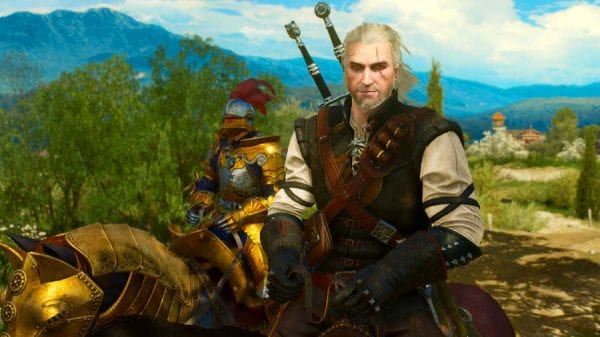 Witcher 3, Blood and Wine, Wild Hunt, expansion