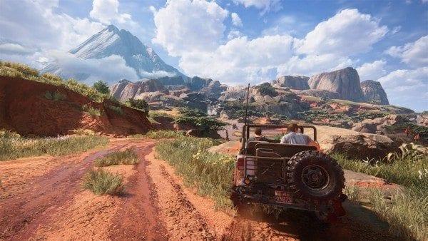 uncharted 4 screenshots, ps4