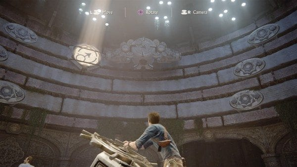 Uncharted 4 How To Solve The Lightorb Puzzle In Chapter 12