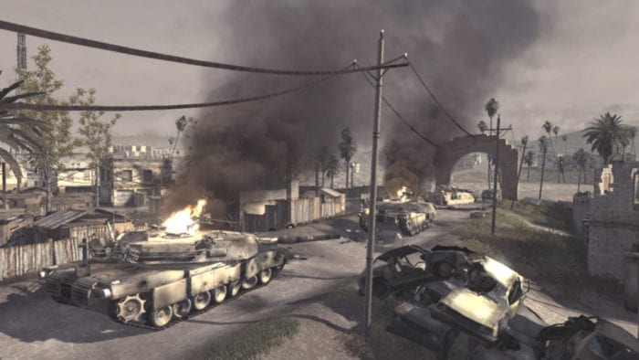ambush call of duty modern warfare maps