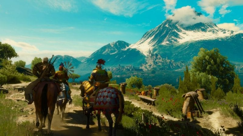 best open world games, open world, all time, open-world, witcher 3, blood and wine