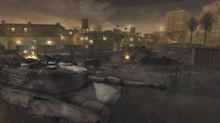 bog call of duty modern warfare maps