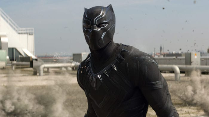 Captain America Civil War, Black Panther, T'Challa