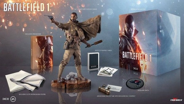 Battefield 1 Collector's Edition
