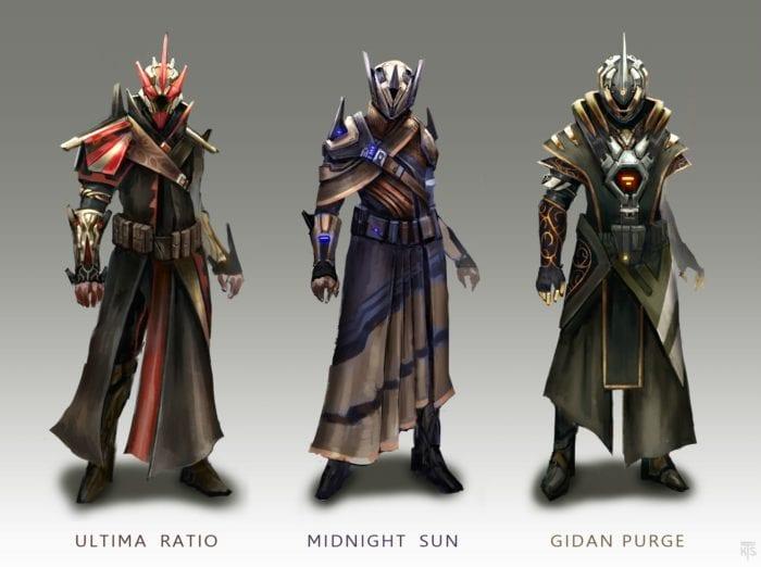 destiny armor mods