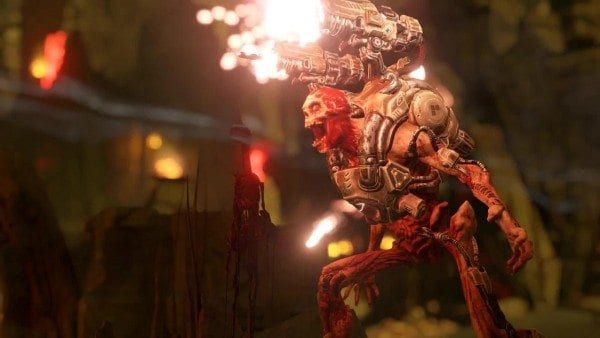 doom top, rated, playstation 4