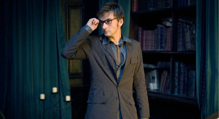David Tennant Doctor Who 10th doctor
