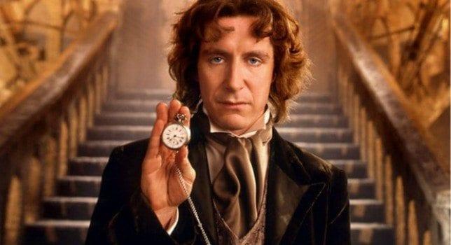 The Eighth Doctor, Paul McGann (1996)