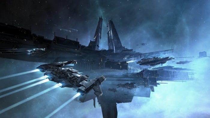 EVE Online, july update