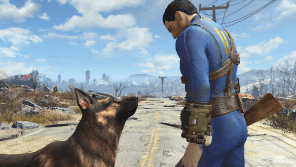 fallout 4, trophies, ps4, game of the year