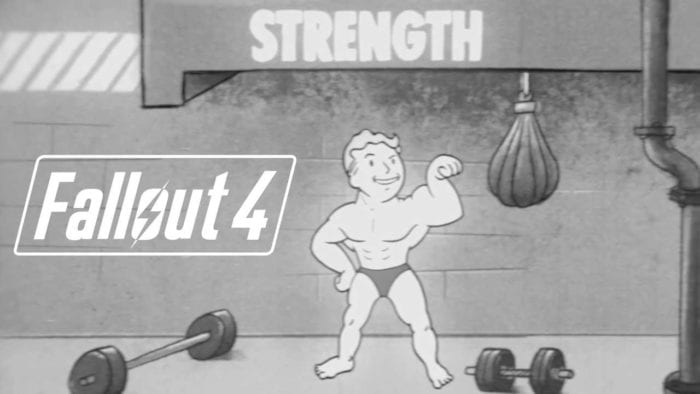 fallout 4 strength
