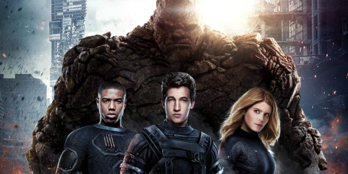 Possibility of a sequel to the Reboot of Fantastic 4.