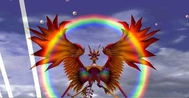Final Fantasy Summon Phoenix