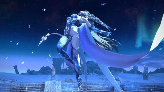Final Fantasy Summon Shiva