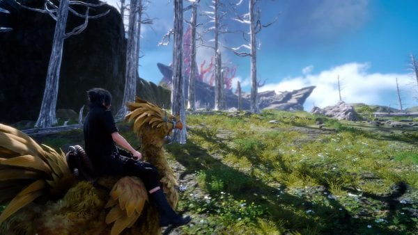 Final Fantasy XV, Chocobo