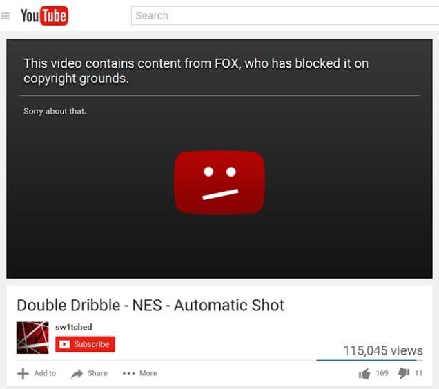 fox copyright
