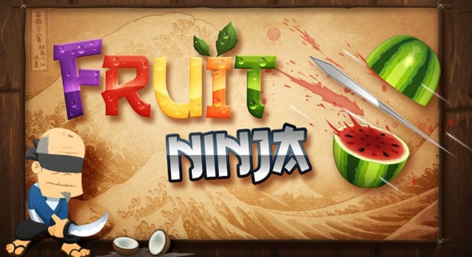 fruit ninja movie