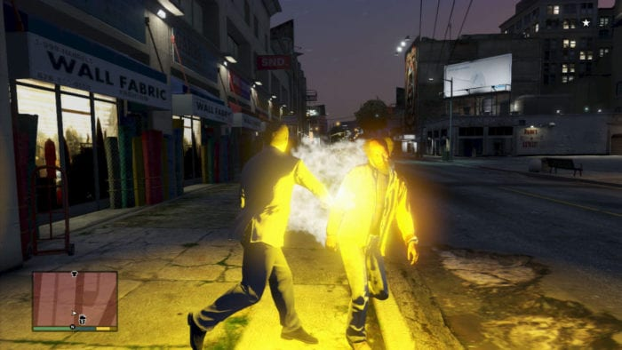 gta explosive punches