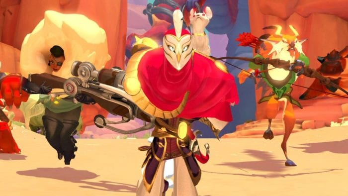 Gigantic, MOBA, Motiga, Perfect World Entertainment, new, publisher, info