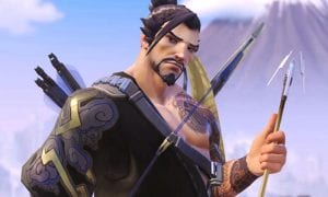 hanzo, overwatch, all heroes