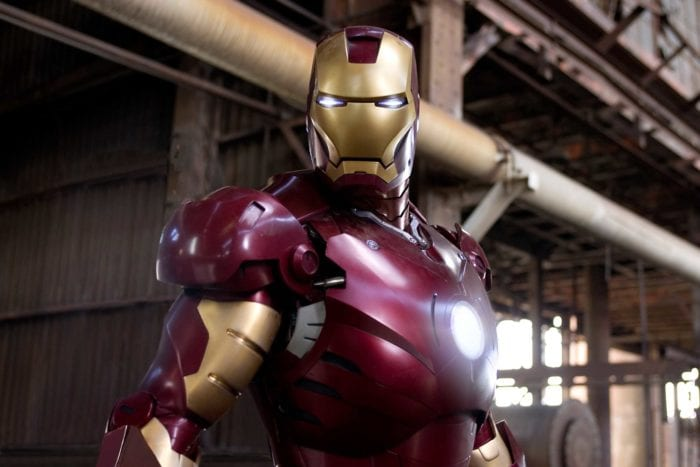 iron man 1 highest grossing superhero