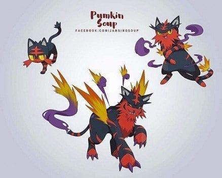 pokemon, sun, moon, evolutions, predictions, popplio, rowlet, litten