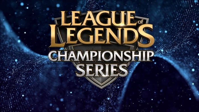 League of Legends LCS