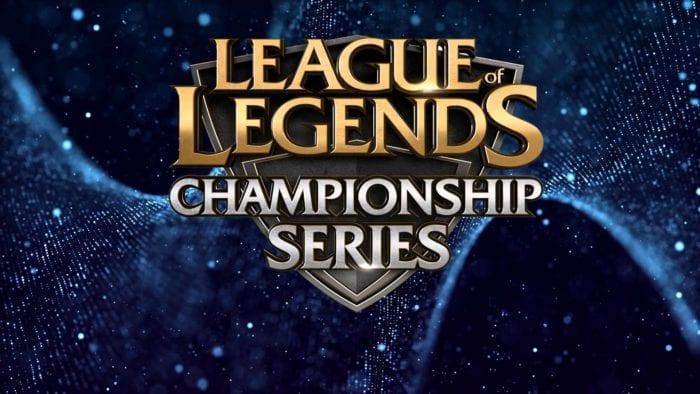 League of Legends LCS