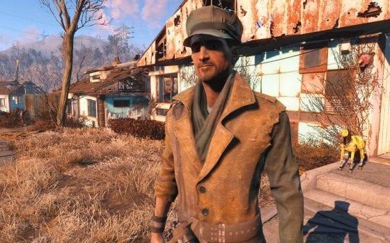 Fallout 4, MacCready