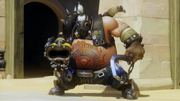 Roadhog, Overwatch, all heroes