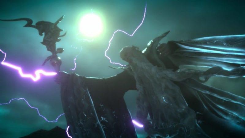 Final Fantasy Summon Ramuh
