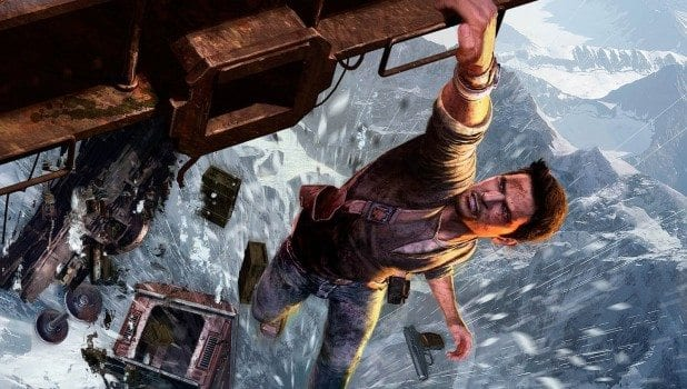 2 - Uncharted 2: Among Thieves