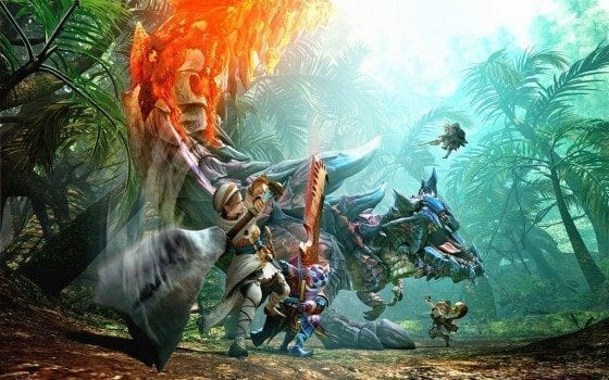 Monster Hunter Generations (3DS) - July 15