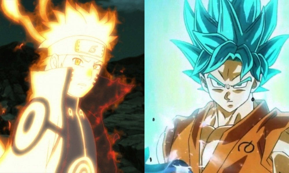 naruto vs dragon ball  which is better