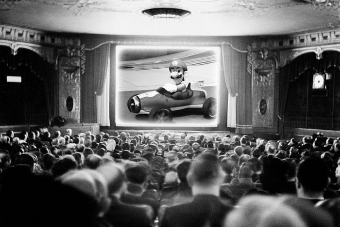 Nintendo Cinema