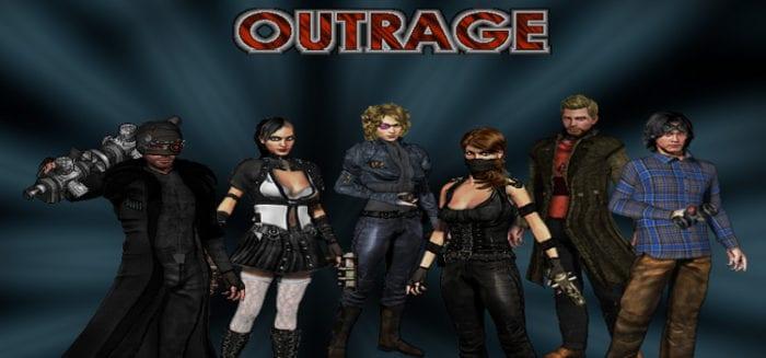 outrage header