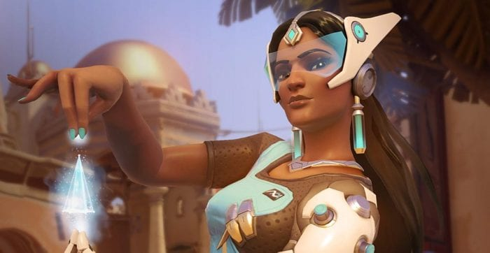 symmetra, Overwatch, all heroes