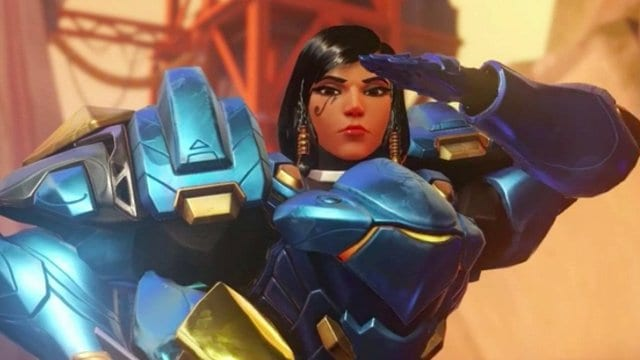 overwatch pharah, all heroes