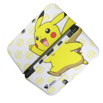 Pikachu 3DS Cover