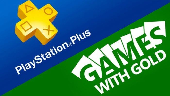 PlayStation Plus, PS+, Games with Gold, Xbox One, PS4