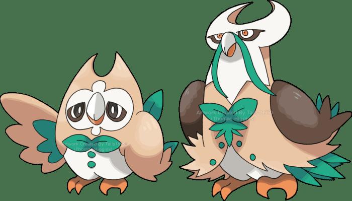 sun and moon starter evolution