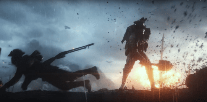 Battlefield 1 Shovel, e3, games