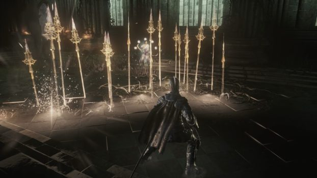 18. Spear of the Church